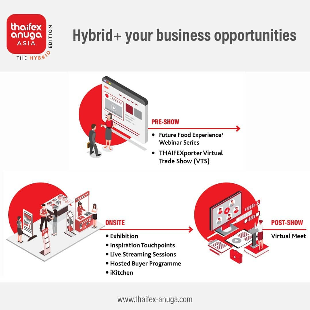 Hybrid+ your business opportunities